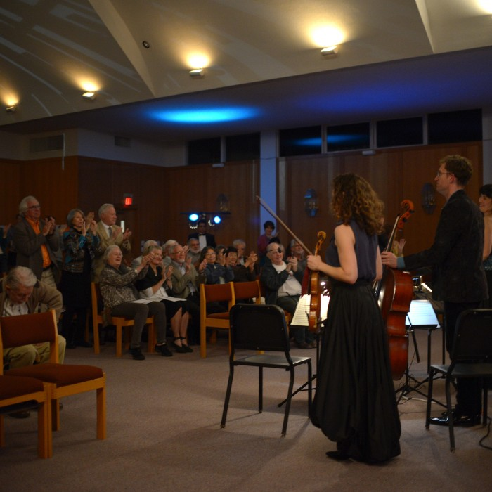 Photographs from the Austro-Hungarian Waltz concert at Bon Air Presbyterian Church in Richmond, Virginia on Monday, October 27, 2014. Photo by Pat Jarrett