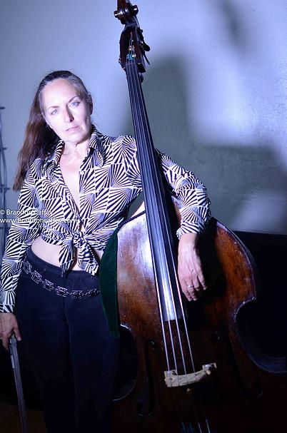 Millie Martin, bass